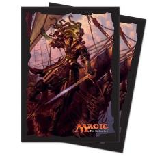 Card Sleeves - Ixalan, Vraska (10 Packs of 80)