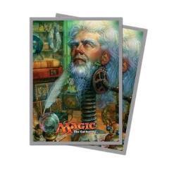 Card Sleeves - Unstable, Urza Academy Headmaster (120)