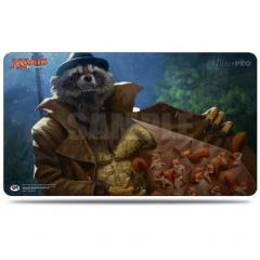 Playmat - Unstable Squirrel Dealer