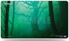 Playmat - Unstable Forest