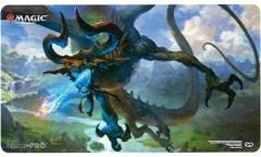 Playmat - 2019 Core Set, Nicol Bolas, the Ravager