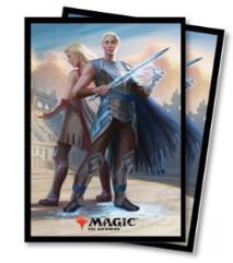 Card Sleeves - Battlebond #1 (80)
