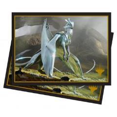 Card Sleeves - Elder Dragon - Chromium, The Mutable (100)