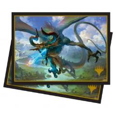 Card Sleeves - Nicol Bolas, The Ravager (100)