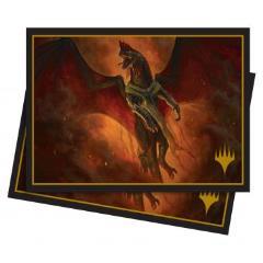 Card Sleeves - Elder Dragon - Vaevictis Asmadi, The Dire (100)