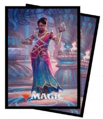 Card Sleeves - Commander 2018, Saheeli, the Gifted