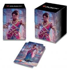 Pro-100+ Deck Box - Saheeli, the Gifted