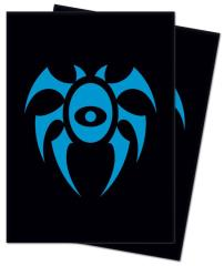 Guilds of Ravnica Card Sleeves - House Dimir (100)