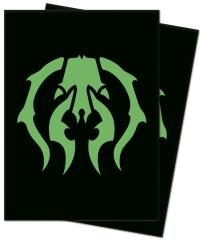 Guilds of Ravnica Card Sleeves - Golgari Swarm (100)