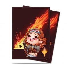 Card Sleeves - Chandra, LOL (100)