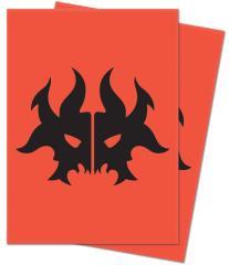 Guilds of Ravnica Card Sleeves - Cult of Rakdos (100)