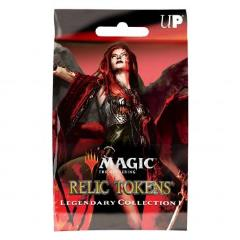 Relic Tokens - Legendary Collection Pack