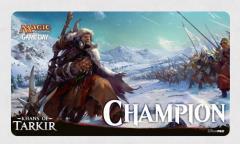 Playmat - Khans of Tarkir, Champion (Gameday 2014 Promo)