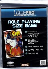 Role Playing Size Bags (100)