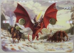 Dual Life Counter -  Larry Elmore, Through the Dragon Pass
