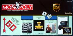 Monopoly - UPS 1st Edition