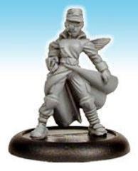 Colonial Marine Veteran Sergeant #1