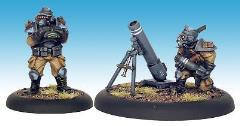 Colonial Marine Mortar Team