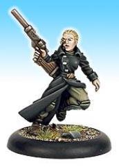 Colonial Marine Sergeant Heroine