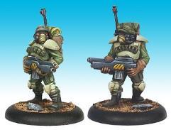 Colonial Marine Veterans - Firing