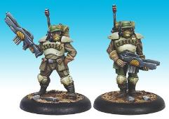 Colonial Marine Veterans #2