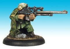 Sniper Veteran - Firing