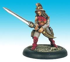 Amazonia Decurion w/Sword