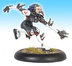 Nyx Class Assassin Biomech