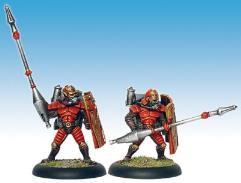 Legionary Lancers
