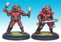 Legionary Grenadiers