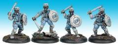 Suppressors w/Stun Baton & Battleshield