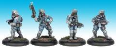 Suppressors w/Gauss Rifle