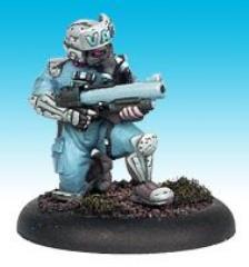 Suppressor w/Grenade Launcher