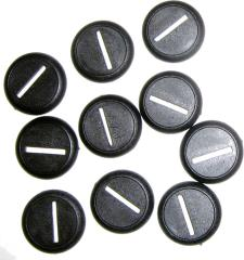 30mm Round Bases (10)