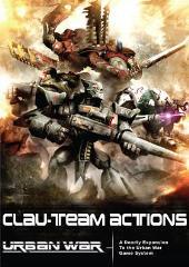 Urban War - CLAU-Team Actions Rulebook