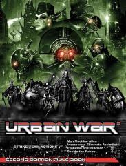 Urban War - Strike-Team Actions Rulebook (2nd Edition)