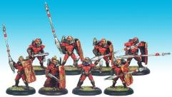 Legionary Lancers Box Set