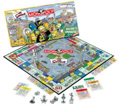 Monopoly - Simpsons Collector's Edition