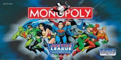 Monopoly - Justice League of America Collector's Edition