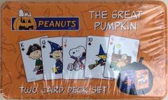 Peanuts - The Great Pumpkin Playing Card Tin