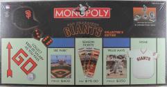 Monopoly - San Francisco Giants Collector's Edition