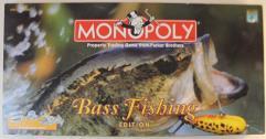 Monopoly - Bass Fishing Edition