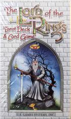 Lord of the Rings Tarot Deck & Card Game