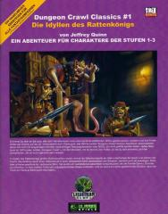 Die Idyllen des Rattenkonigs (Idylls of the Rat King, Jim Holloway Cover) (3.5 Edition) (German Edition)
