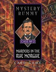 Mystery Rummy Case #2 - Murders in the Rue Morgue