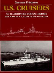 US Cruisers - An Illustrated Design History