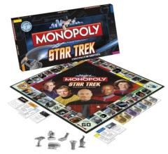 Monopoly - Star Trek (Continuum Edition)