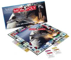 Monopoly - U.S. Air Force Edition