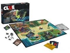 Clue - Alien vs. Predator Edition