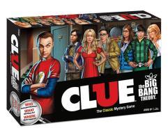 Clue - Big Bang Theory Edition